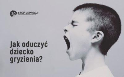 Jak oduczyć dziecko gryzienia?
